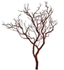 "Natural Red Manzanita, 30"", case of 8 