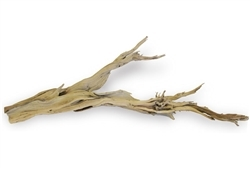 "Sandblasted Ghostwood (California Driftwood), 24"", case of three (shipping included!)"