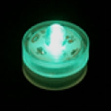 Submersible LED Light, Teal
