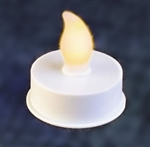 LED Flickering Tealights (set of 4)
