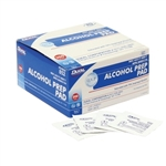 Alcohol Prep Pads 70% by Dukal