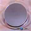 "Large 9"" Diameter 8X Magnifying Suction Cup Mirror"