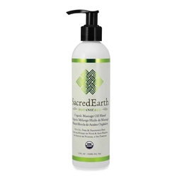 Sacred Earth - Oil 8oz