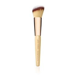 jane iredale Blending and Contouring Angle Brush - Rose Gold Series