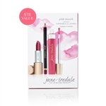 jane iredale Pink Smooch Lip Trio Lip Kit