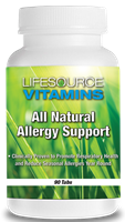 Allergy Support - 90 Tablets - All Natural