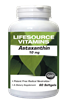 Astaxanthin 10 mg - Extra Strength - 60 Softgels - Non GMO