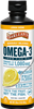 Barlean's Seriously Delicious Omega-3 Fish Oil Lemon Creme 16 fl oz