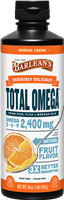 Barlean's Seriously Delicious Total Omega Orange Creme 16 fl oz