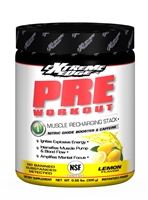 Bluebonnet Extreme Edge Pre Workout Formula  0.66 lb Savage Lemon
