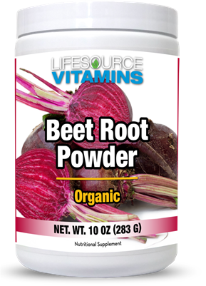 Beet Root Powder - Organic - NON-GMO - 10 oz