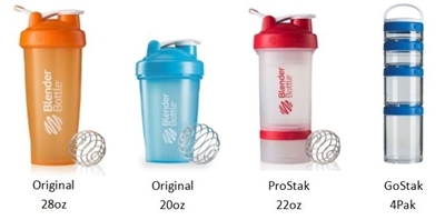 Blender Bottle Products