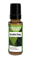 Peppermint Breath Freshener Spray - Alcohol-Free - 1 fl. oz.