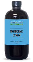 Bronchial Syrup Liquid Extract - Alcohol Free - 4 fl. oz.