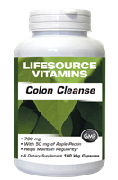 Colon Cleanse 180 Capsules
