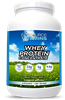 Whey Protein CONCENTRATE - Grass Fed - Creamy French Vanilla - 3 lbs