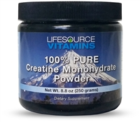 Creatine Monohydrate Powder - 100% Pure - Pharmaceutical Grade