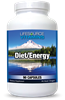 Diet & Energy 90 Caps - All Natural Proprietary Formula