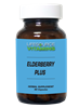 Elderberry Plus  - 90 Veggie Capsules - Organic Elderberry
