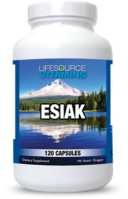 Esiak (Canadian Tea) 750 mg - Ojibwa Tea