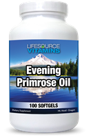 Evening Primrose Oil 1,500 mg
