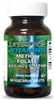 Methyl Folate 400mcg 5-MTHF 90 Vegetarian Tablets
