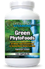Green Phyto Foods - 120 Capsules - Proprietary Formula - Organic Whole Food