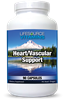 Heart & Vascular Support - 90 Caps - Proprietary Formula