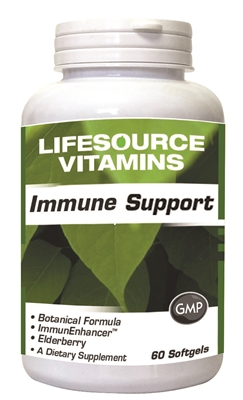 Immune Support - 60 Softgels