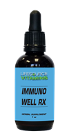Immuno Well Rx Liquid Extract - 1 fl. oz.