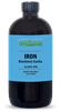 Iron Liquid with Wild Harvested Yellow Dock Root- 4 fl. oz.