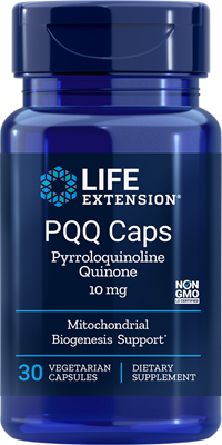 Life Extension - PQQ Caps 10 mg- 30 Vegetarian capsules