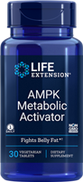 Life Extension - AMPK Metabolic Activator- 30 Vegetarian Tablets