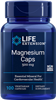 Life Extension - Magnesium Caps- 500 mg- 100 Vegetarian Capsules
