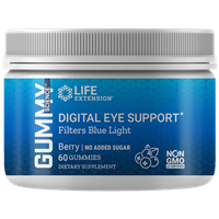 Life Extension - Gummy Science Digital Eye Support (Berry) 60 Gummies