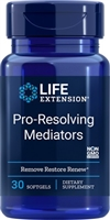 Life Extension - Pro-Resolving Mediators- 30 softgels