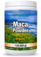 MACA Powder (Organic) 1 lb