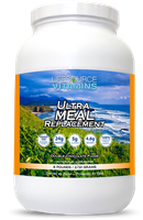 Meal Replacement - Double Chocolate Fudge 6 lbs. - Grass Fed Whey Protein