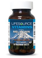 Melatonin Plus - 5 mg (50 Tablets)
