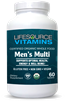 Men's Multi - Certified Organic Whole Food Based 60 Tablets