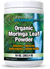 Organic Moringa Leaf Powder 10 oz - 56 Servings