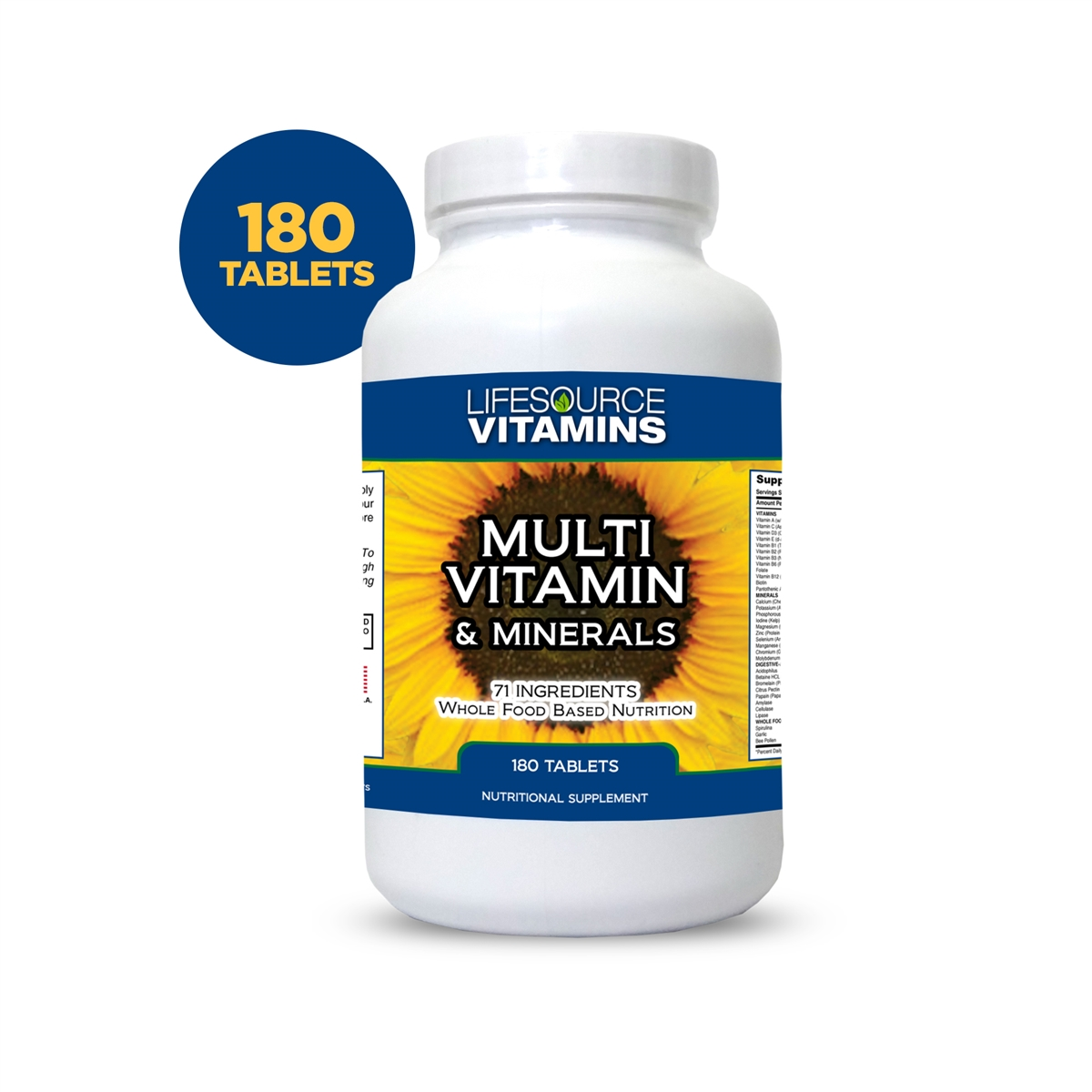 multi vitamins amp minerals