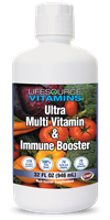Ultra Liquid Multivitamin and Immune Booster 32 oz. (Save Money on 3)