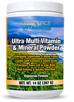 Multivitamins & Minerals Ultra Powder - 30 Day Supply - Proprietary Formula.