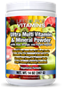 Multivitamin & Mineral Ultra Powder with Phyto Reds, Phyto Oranges, Phyto Purples & Phyto Blues - 30 day supply