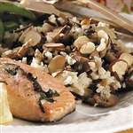 Mushroom Rice Pilaf - Recipes