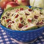 Apple Cabbage Slaw - Recipes