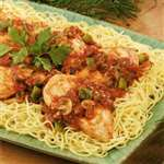 Chicken Cacciatore - Recipes