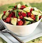 Cucumber Tomato Salad - Recipes