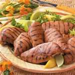 Marinated Barbecued Chicken - Recipes